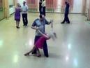 Хастл: разминочный танец