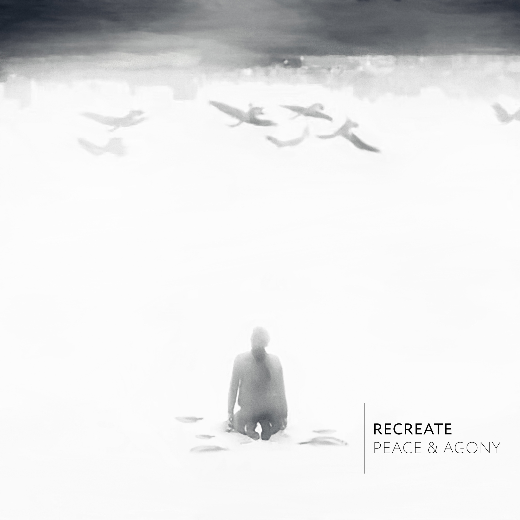Recreate - Peace & Agony [single] (2018)