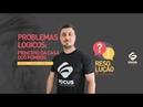 Problemas Lógicos: princípio da casa dos pombos com Jhoni Zini - Focus Concursos