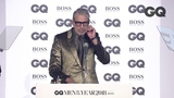 Jeff Goldblum: 'Tom Hiddleston, a very tender lover' | GQ Awards 2018 British | GQ