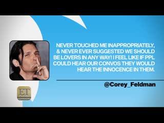 Corey Feldman Reacts To 'Leaving Neverland', New MJ Interview