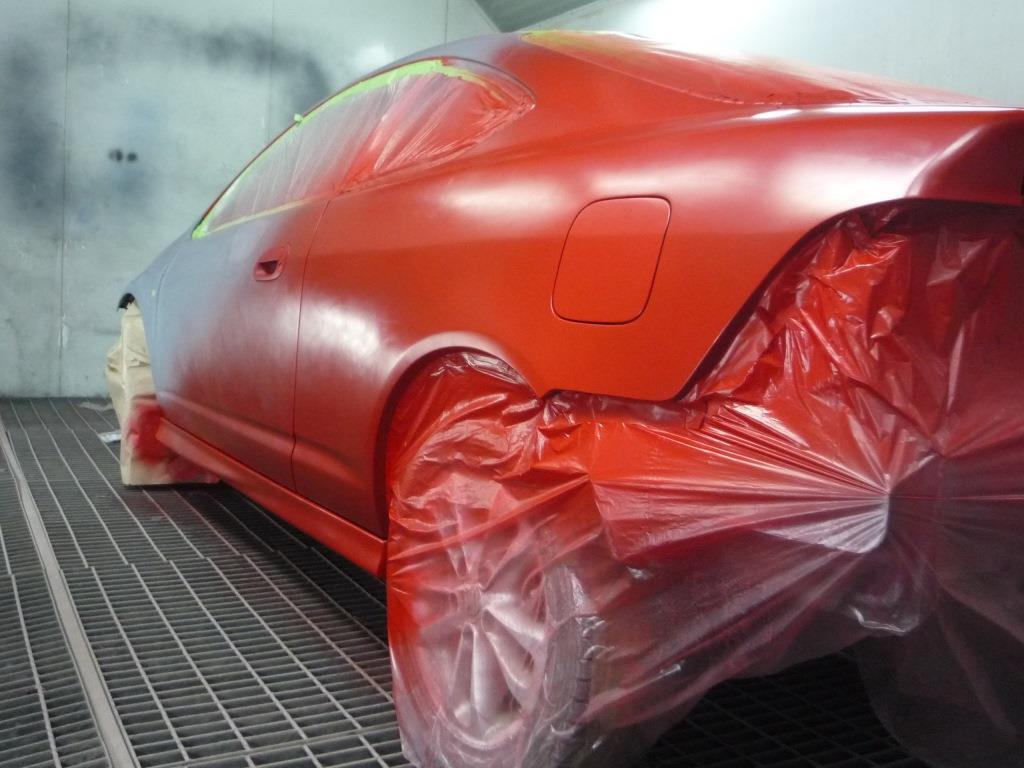 Картинка покраски авто