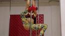 Exotic dance Squatting on one leg from Svetlana Yurchak