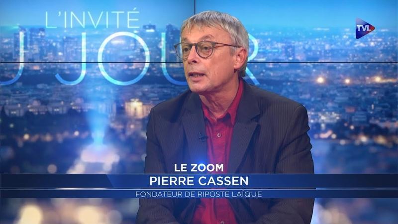 Zoom - Pierre Cassen Et la gauche devint la putain de lislam