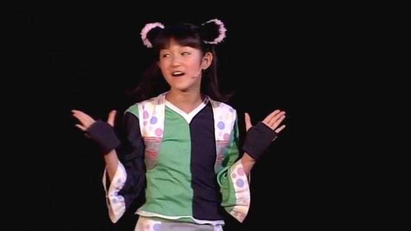20100600 Musical actress Suzuka Nakamoto SU METAL 2010,Part1 of 2 あの花のように