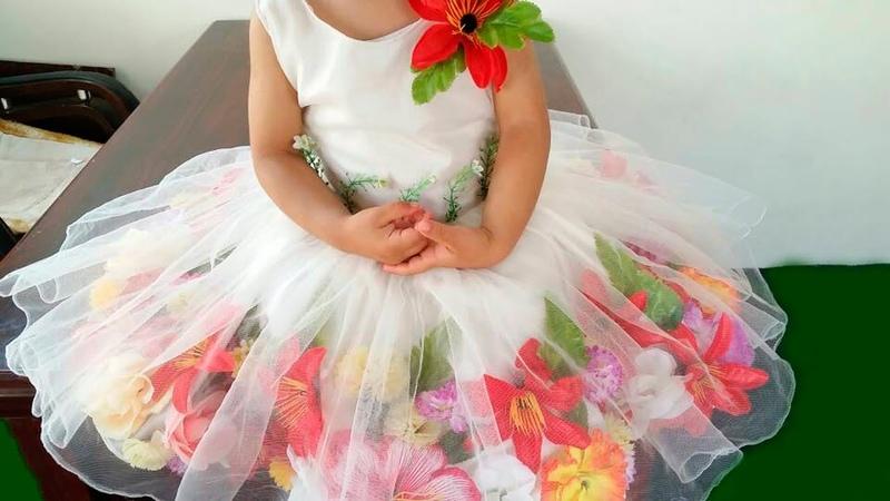 فستان رهيب أذهل جميييييع الحضور في كل المن1