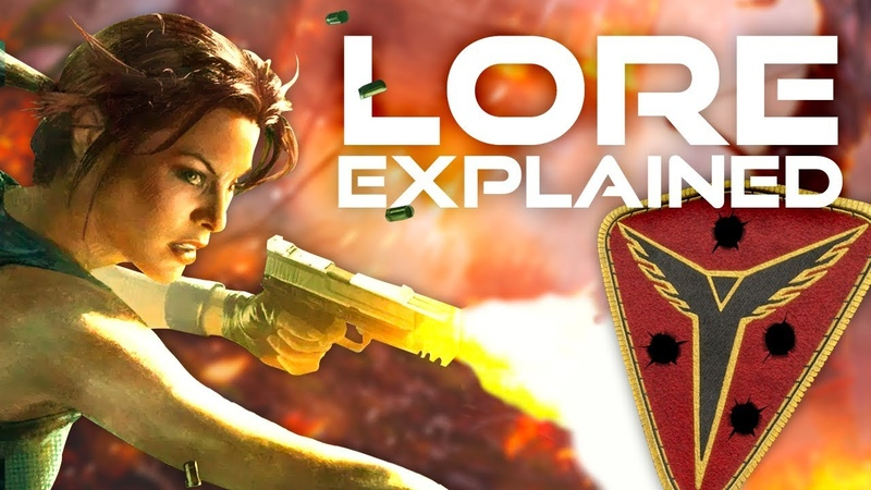 Shadow Of The Tomb Raider - Lore Explained!- The Evolution Of The Tomb Raider | The Leaderboard