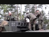 Germany Leopard Crazy In Action- Experience the Awesomeness of This Tank