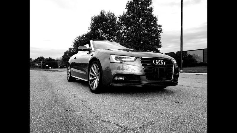 Audi A5 2.0T 2015 - РАЗГОН 0-100 LAUNCH / Acceleration Audi A5