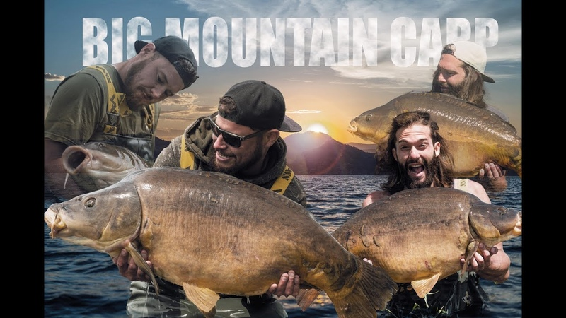 BIG MOUNTAIN CARP - Samir and Laurian in France