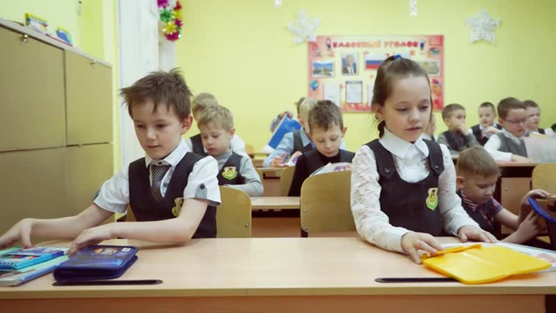 Клип учеников 1 М класса, школы №30, город Киров