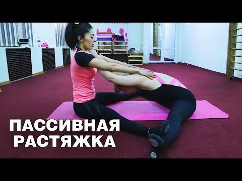 Пассивная растяжка (стретчинг) - Гавхар Нур