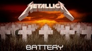 Metallica - Battery If It Was Mixed by Cliff Burton