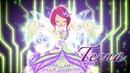 Winx Club Season 7 Tecna Butterflix Spells English