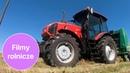 Nowa maszyna w gospodarstwie. Duży traktor MTZ Belarus 1523.3