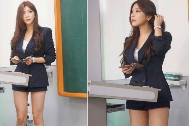 Пак Хень Сань - самый красивый лектор Южной Кореи