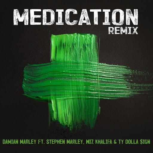 Damian Marley альбом Medication (Remix)