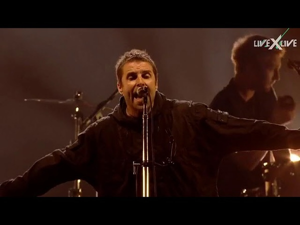 Liam Gallagher - Live Forever (Sziget Festival 2018)