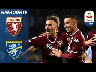 Torino 3-2 frosinone _ berenguer scores winner in 5 goal thriller! _ serie a