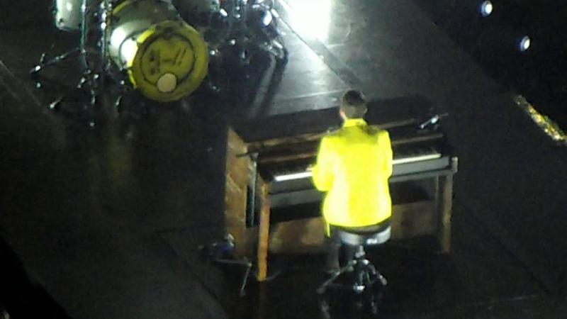 Twenty One Pilots Live Dallas Taxi Cab Neon Gravestones 11 7 18