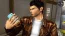 Shenmue HD Ryo Drinks Cola