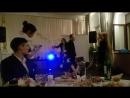 серега, гарек и лиззка танцуют на свадьбе