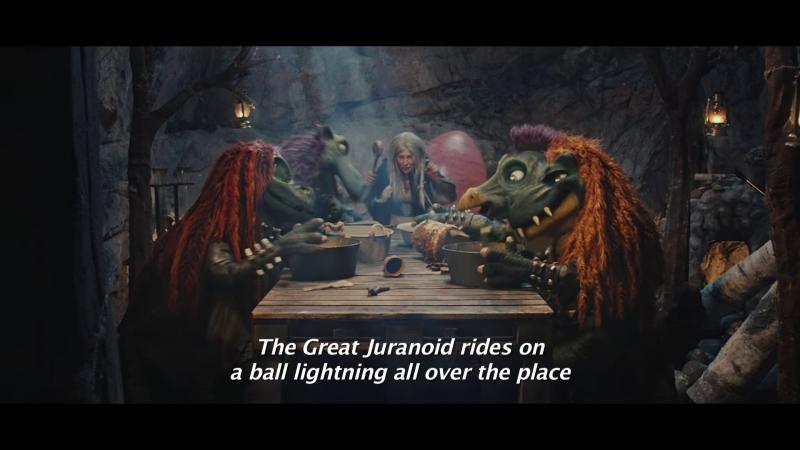 Хэвизавры Hevisaurus elokuva 2015 Трейлер