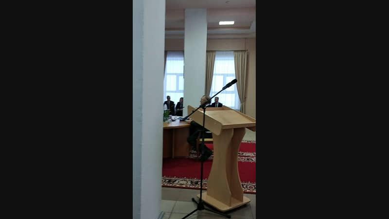 Встреча с ВРИО губернатора Липецкой области И Г Артамоновым