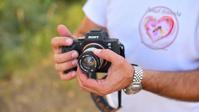 Фотовстреча творческого сообщества фотолюбителей ЛиниЯ Взгляда