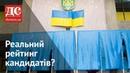 Реальный рейтинг кандидатов. За кого проголосуют Украинцы / опрос