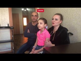 Сирийские беженцы о жизни в России