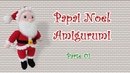 Papai Noel Amigurumi 01