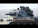 Last Frontier tank column