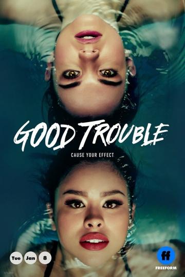 Приятные хлопоты (сериал 2019 – ...) Good Trouble смотреть онлайн