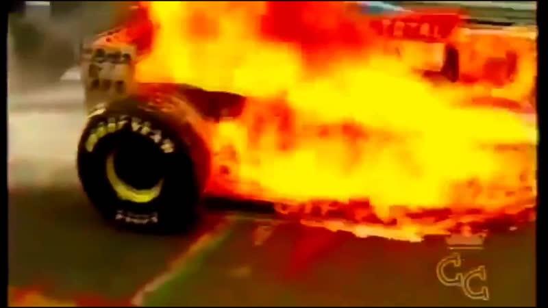 F - 1 Crash (MOKOTO) DRIVE ON COINS
