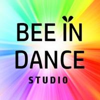 Логотип BEE IN DANCE / студия танцев в центре Ростова