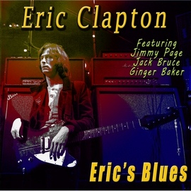 Eric Clapton альбом Eric's Blues