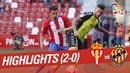 Ла Лига 2 | 2018/2019 | 2-ой тур: «Спортинг Хихон» 2-0 «Химнастик» | 26.08.2018