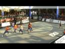 FIBA 3x3 Edmonton Challenger 2018 - 1/2 FINAL - Quebradillas VS. NY Harlem 3BALL 23-09-2018