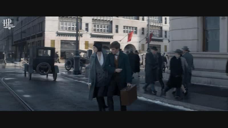 Гарри Поттер на английском to find them Tina