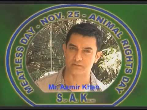 Kindly Observe 25th of November as Meatless Day   PM Modi   Aamir Khan   Dada Vaswani