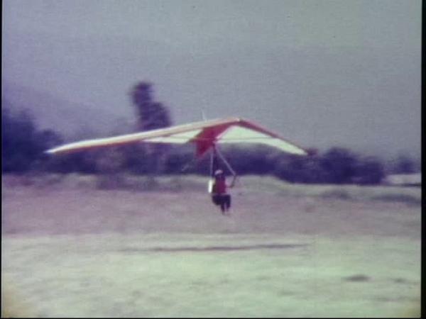 1980's Hang Gliding Clips