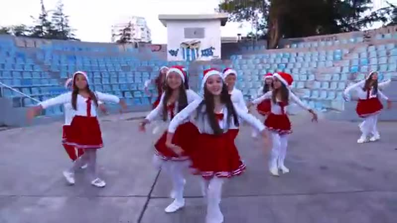 Merry Christmas 2018 Dance Cover Crazy Frog Last Christmas