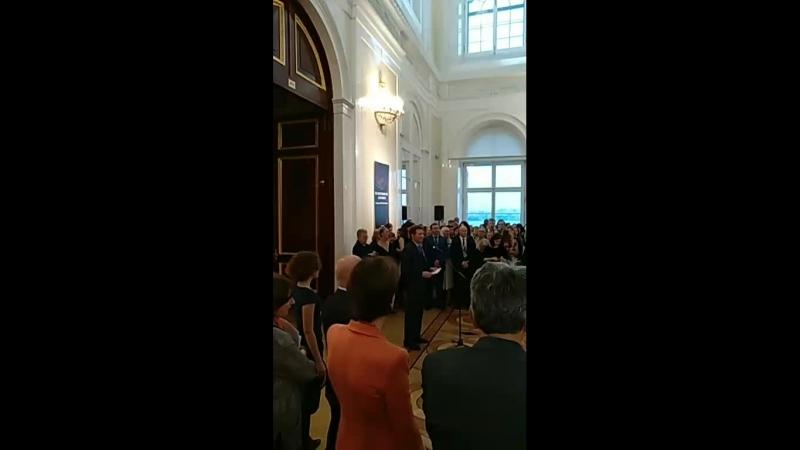 ЭПОХА РЕМБРАНДТА И ВЕРМЕЕРА THE LEIDEN COLLECTION USA вернисаж live
