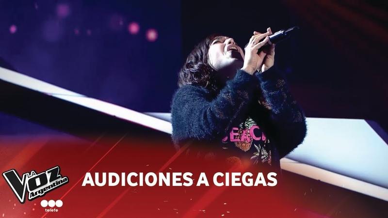 Melisa Morales - Paisaje - Gilda - La Voz Argentina 2018