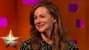 Laura Linney Had The Best Kiss In Love Actually   The Graham Norton Show