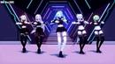 MMD A Light That Never Gumi,Haku,Luka,Miku,Rin 【Model DL】 and 【Motion DL】