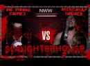 NWW Slaughterhouse Die Young Санчез vs. Александр Набиев (Broken Glass and Boards of Death Deathmatch)