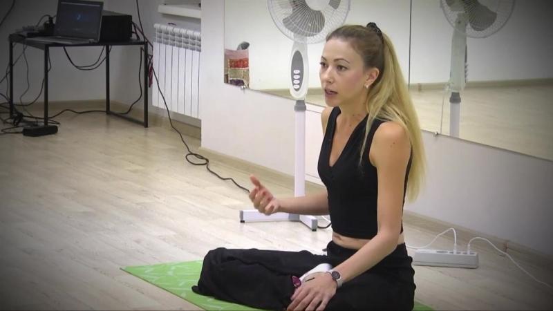 Танцевально-двигательная терапия   Аниса Азизова