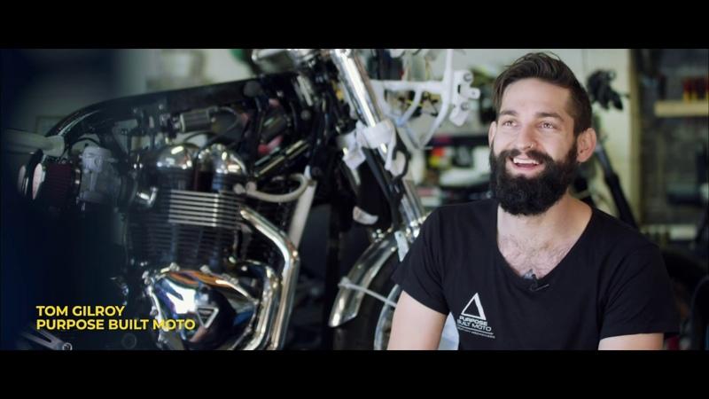 HANDCRAFTED Custom Motorcycle Film